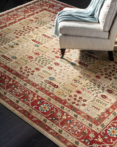 Marqaux Power-Loomed Rug  9' x 12'