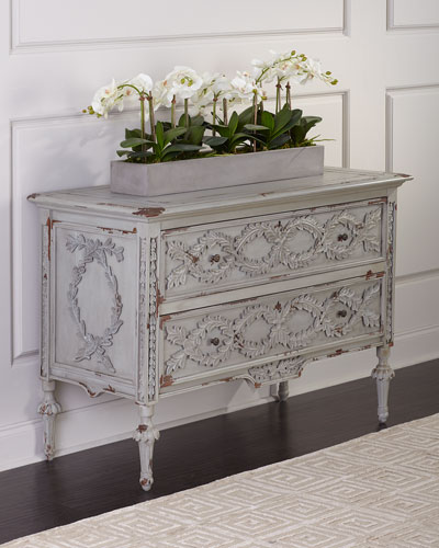 Manor Two Drawer Chest