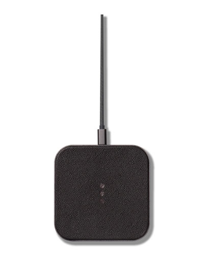 CATCH:1 Single Device Wireless Charger, Ash