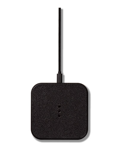 CATCH:1 Single Device Wireless Charger, Black