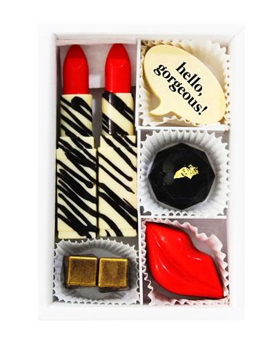 Mini Hello Gorgeous Chocolate Gift Box