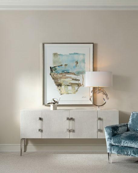"John-Richard Collection ""Aqua Globe"" Wall Art by Robert Williams"