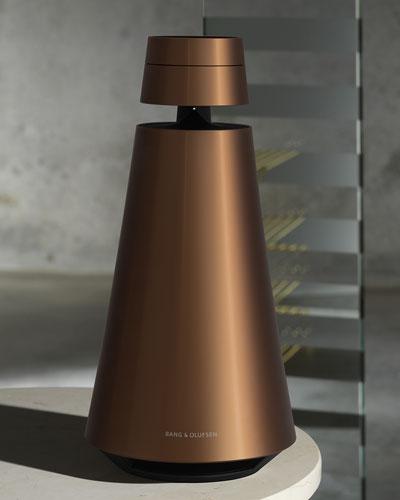 Beosound 1 Speaker with Google Assistant - Bronze