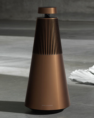 BeoSound 2 Speaker with The Google Assistant