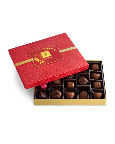 Chinese New Year 18-Piece Chocolate Gift Box