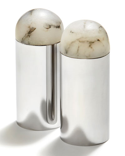 Amare Salt and Pepper Shakers