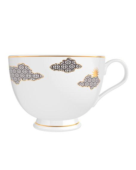 Memo Paris Grapefruit from Inlé Candle in Tea Cups Set, 2 x 4 oz./ 120 g