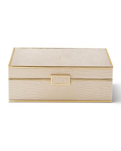 Classic Croc Large Jewelry Box