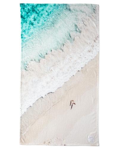 The St. Barths Beach Towel