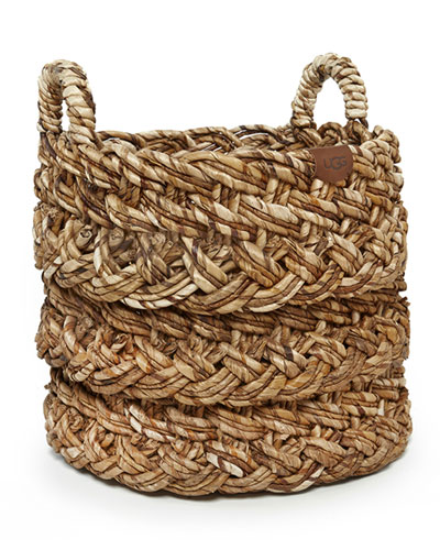Peppermint Grove Extra Large Round Basket
