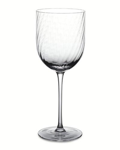 Twist Diamond Water Glass
