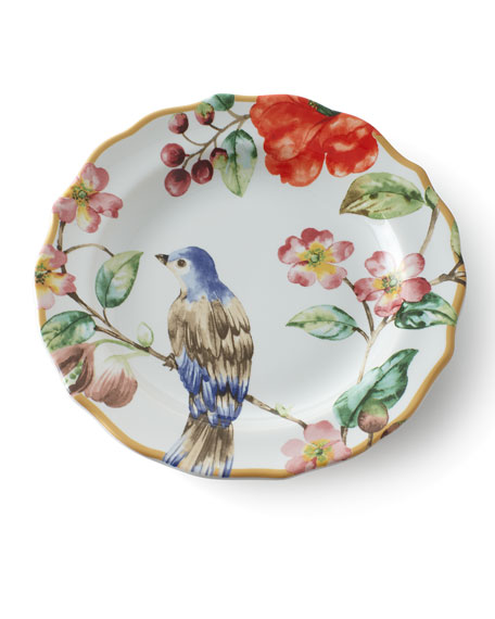 Ambri Appetizer Plates, Set of 4
