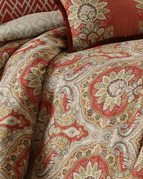 Rose Tree Harrogate Queen Comforter Set