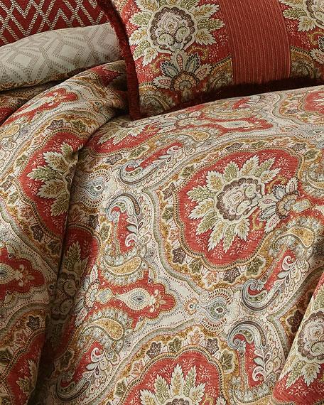 Rose Tree Harrogate King Comforter Set