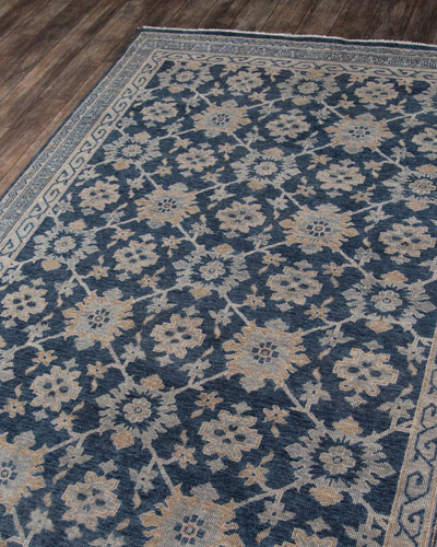 Bethany Hand-Knotted Rug  9'6 x 13'6