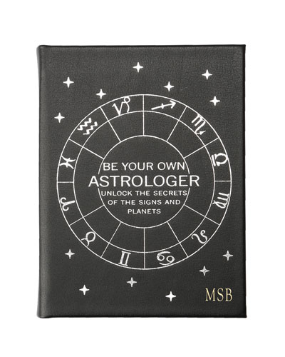 Be Your Own Astrologer Book  Personalized