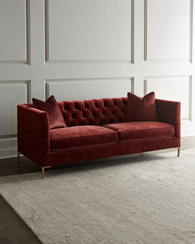 Sienna Tufted Back Sofa