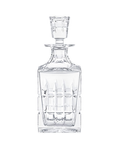 Manhattan Square Decanter