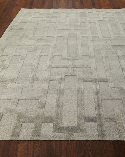 Hollis Hand-Tufted Rug  9' x 12'