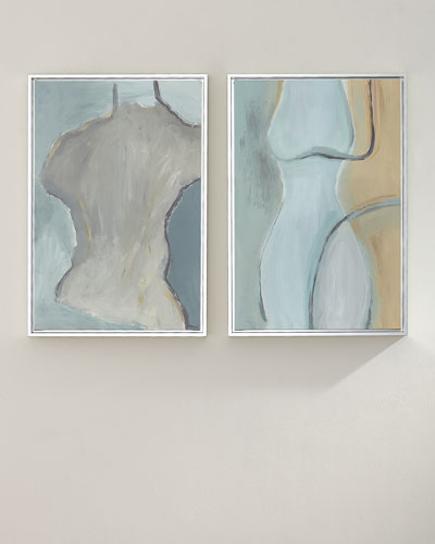 Precedence Giclee Canvas Set