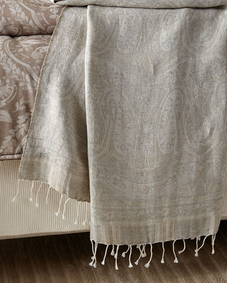 Ralph Lauren Home Paulina Throw Blanket