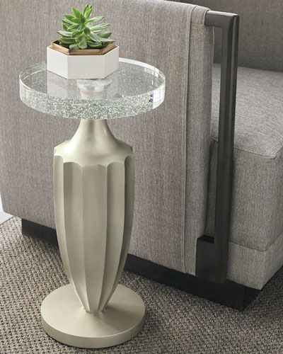 Just A Little Jazz Side Table