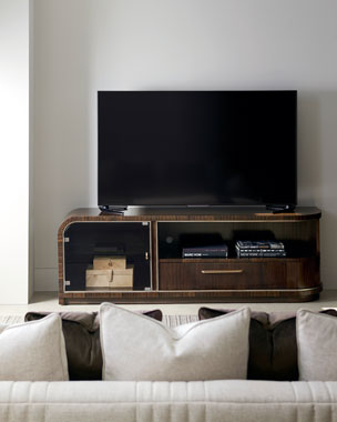 Caracole Streamline Entertainment Console