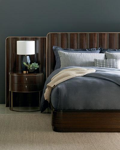 Streamline King Bed