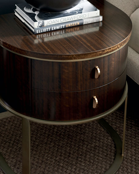 caracole Moderne Night Stand