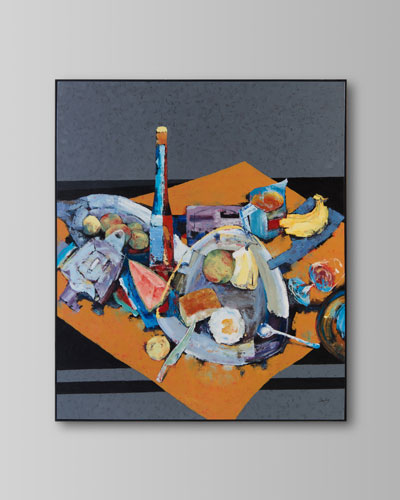 Modern Still Life Giclee Canvas Art by Ja Ding