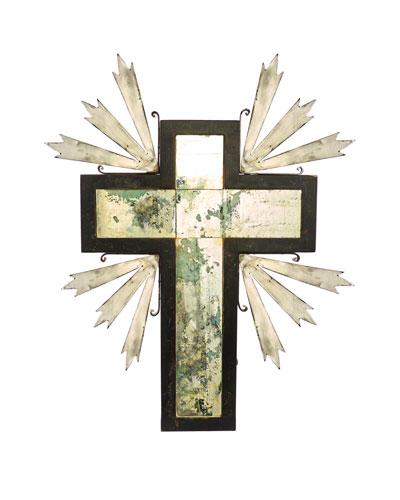Las Jarras Cross Decor