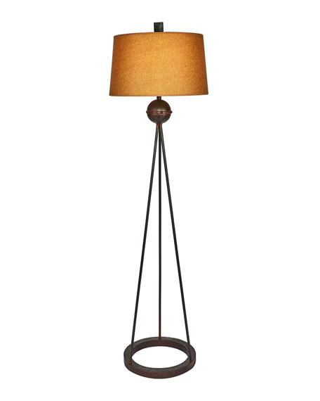 Jan Barboglio El Giant Floor Lamp