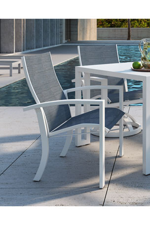 Castelle Orion Dining Chair
