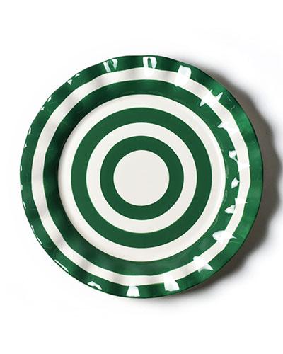 Spot On Ruffle Dinner Plate