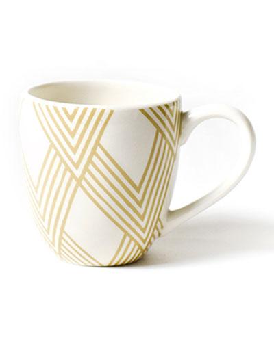 Woven Cobble Mug