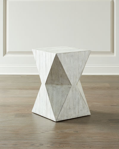 Lissardi Geometric Accent Table