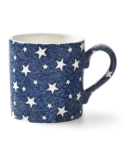 Midnight Sky Mug  Blue