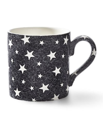 Midnight Sky Mug  Black