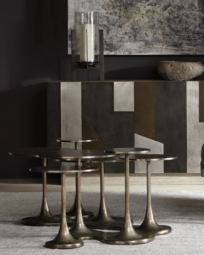 Circlet Unique Coffee Table