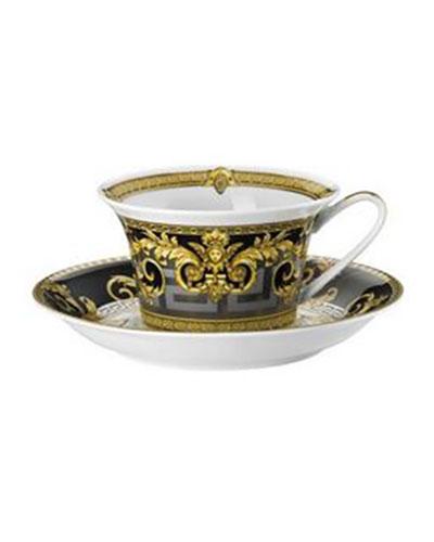 Prestige Gala Teacup & Saucer Set