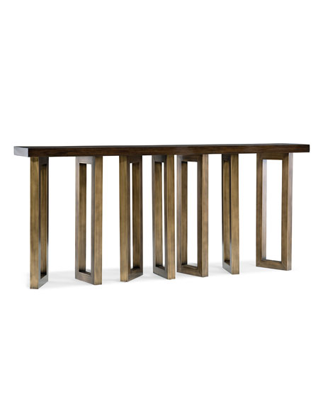 Hooker Furniture Lilane Console Table