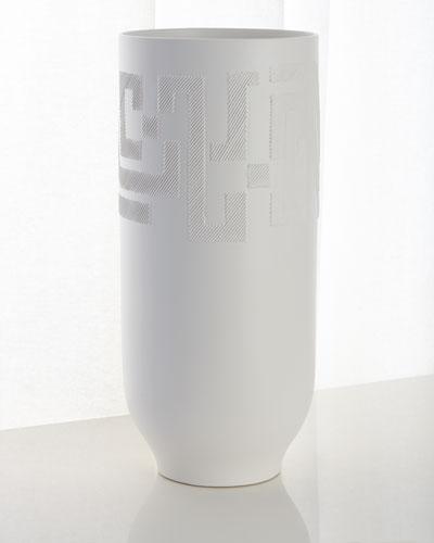 Chaco Large Matte Vase