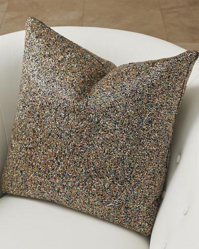 Multi-Beaded Pillow