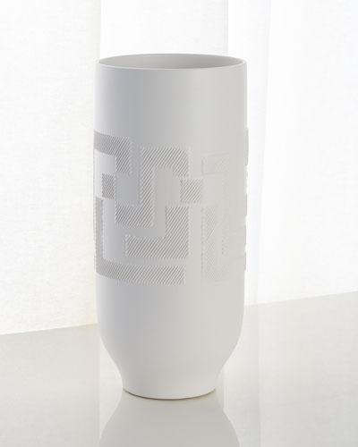 Chaco Small Matte Vase