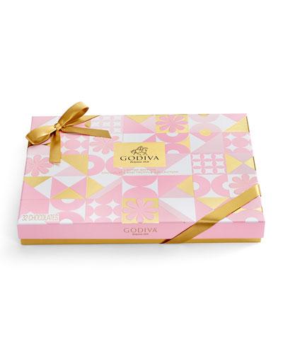 32-Piece Chocolate Spring Gift Box