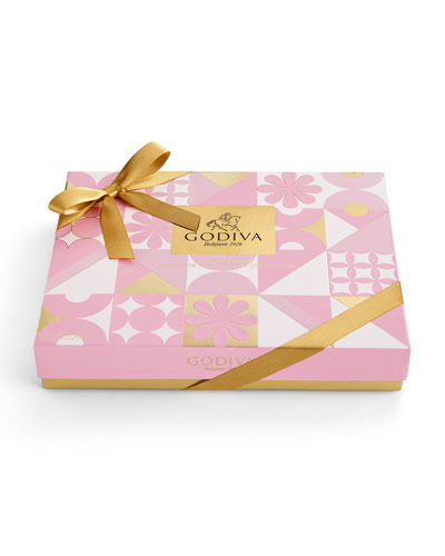 16-Piece Chocolate Spring Gift Box