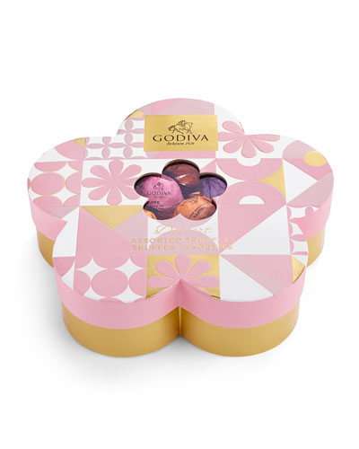 32-Piece Truffles Flower Gift Box