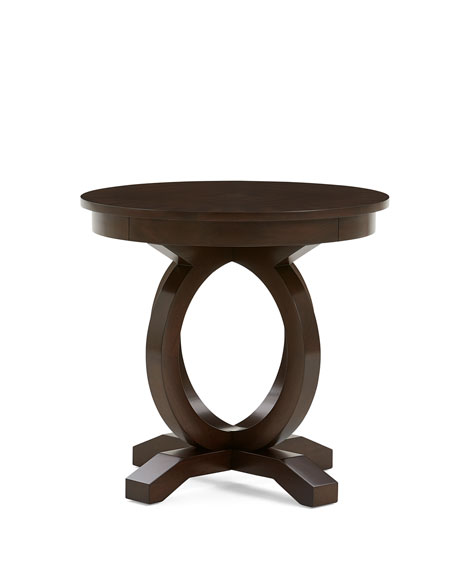Hooker Furniture Edison Round End Table
