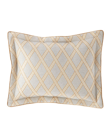 Austin Horn Collection Elegance 3-Piece King Comforter Set