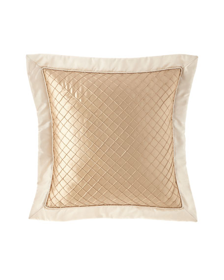 Austin Horn Collection Elegance Diamond European Sham